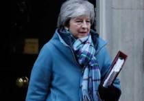 Брексит буксует: Мэй отправили в Брюссель решать невыполнимую задачу