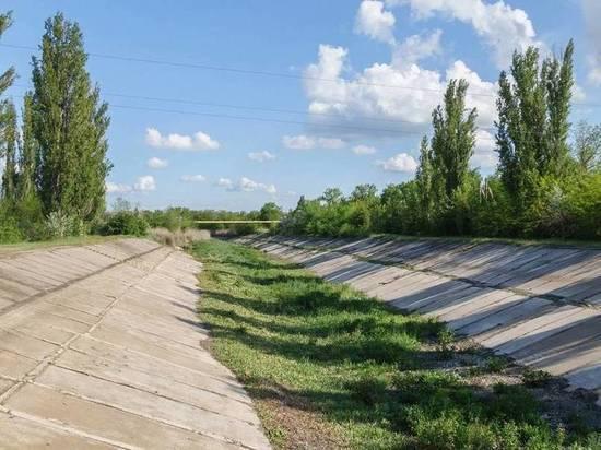 «Надеяться тщетно»: ученый о запасах воды в Северо-Крымском канале