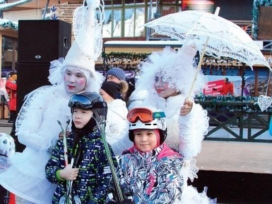 Всемирный день снега отметили в Алматы, Астане и Щучинске