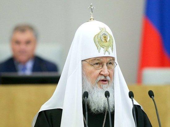 Патриарх Кирилл заявил, что гаджеты готовят пришествие Антихриста