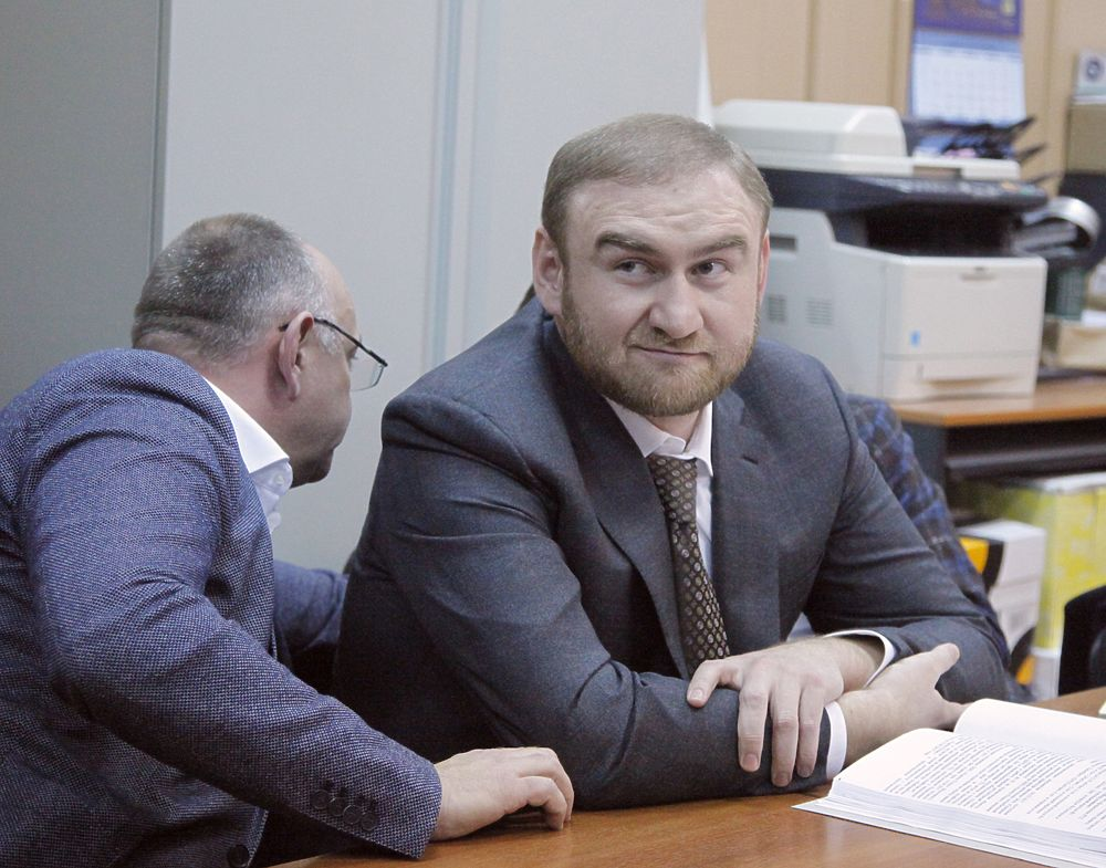 СК опроверг связь Бастрыкина с кланом Арашуковых