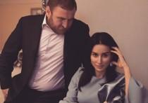 Канделаки объяснила фото с сенатором Арашуковым: бегали по утрам