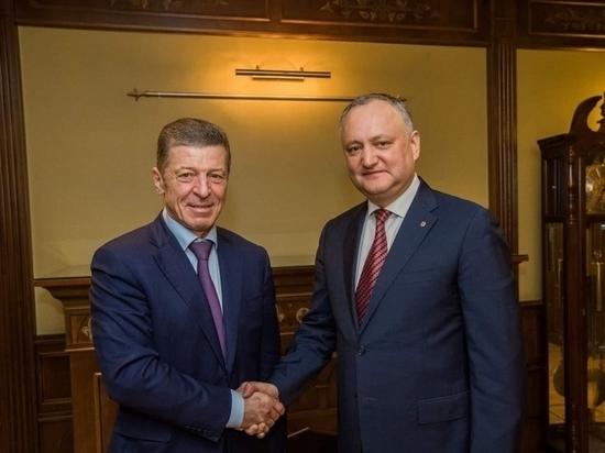 Президент Игорь Додон совершает рабочий визит  в Москву