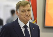 Спикер петербургского парламента бросает вызов Кремлю