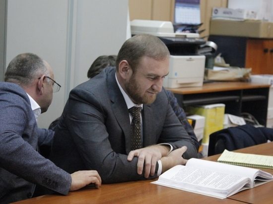 Арашуков в СИЗО:
