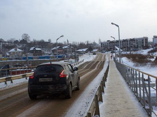 Ледовые переправы начали работать в Нижегородской области