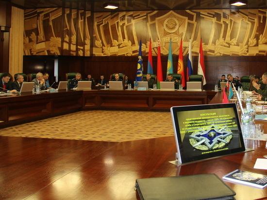 Военачальники стран ОДКБ обсудили систему кризисного реагирования