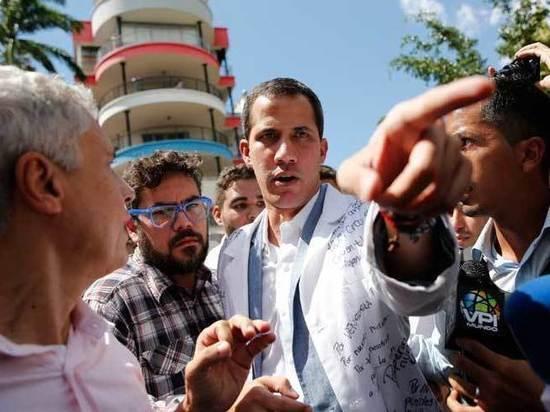 Тайные встречи Гуаидо с военными: станет ли Венесуэла «вторым Вьетнамом»