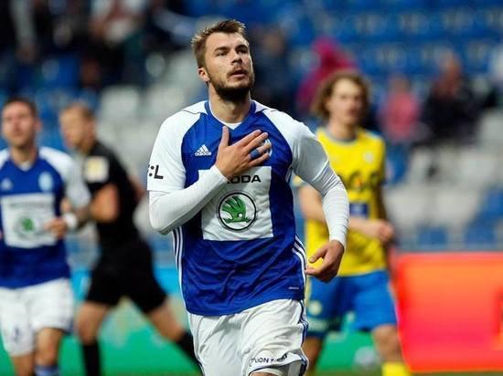Воспитанник краснодарской футбольной академии стал полноправным игроком чешского клуба