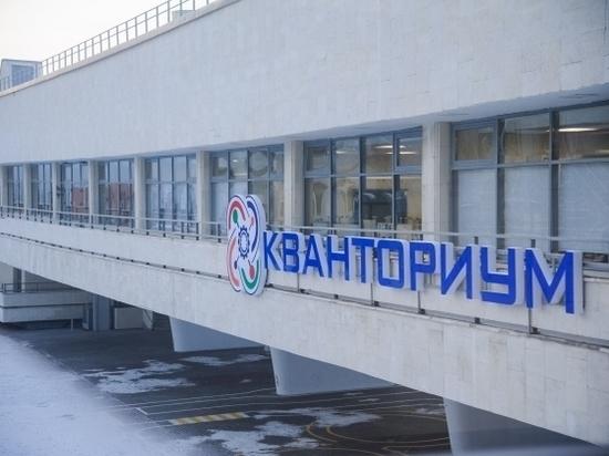 Андрей Бочаров проинспектировал работу технопарка «Кванториум» в ГДЮЦ