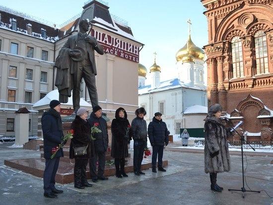 День рождения Шаляпина Казань отметит приношением певцу