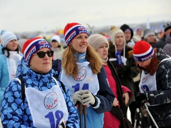 На «Лыжню России» в Мордовии выйдут около 4 тысяч человек
