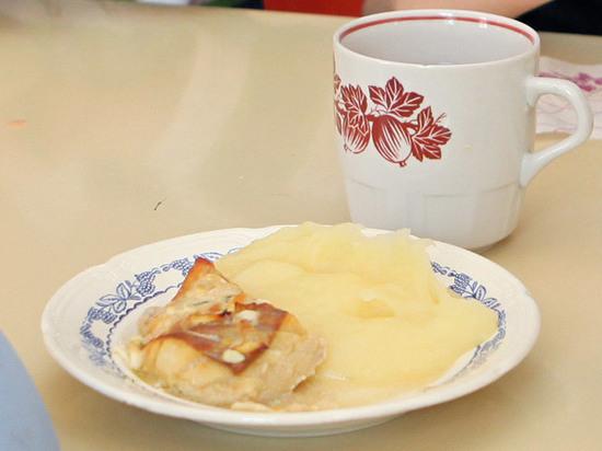 В России введут закон против жуткого школьного питания