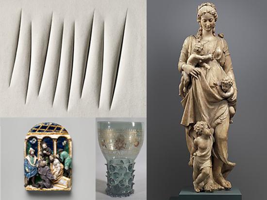Две интерестные выставки в музее Метрополитен