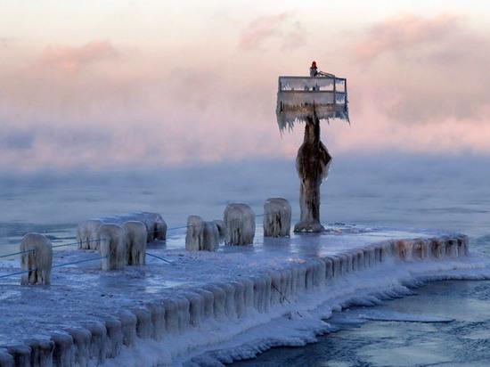 Климатологи раскритиковали шутку Трампа о морозах и глобальном потеплении
