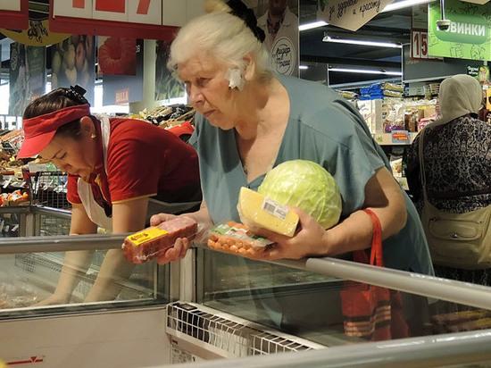 Цены снова взлетят. В феврале ожидается резкий взлет продовольственной инфляции
