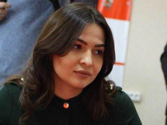 27-летняя Алина Чикатуева из Черкесска вступила в жесткий конфликт с властями республики