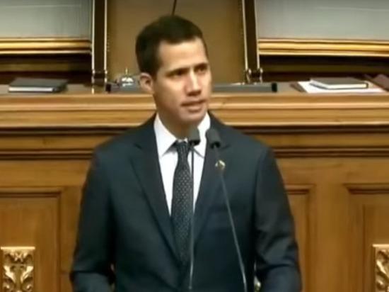 Гуайдо призвал Россию поддержать его в Венесуэле