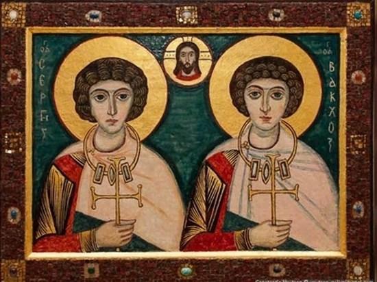 Курские иконописцы создадут копию поврежденной боевиками иконы XIII века