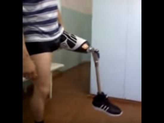 В России безногий инвалид до смерти забил протезом подругу