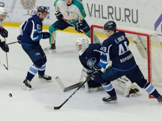 Воронежский «Буран» победил, но не приблизился к плей-офф