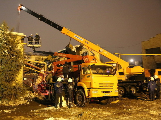 В Воронеже возобновила работу котельная, в которой упала труба