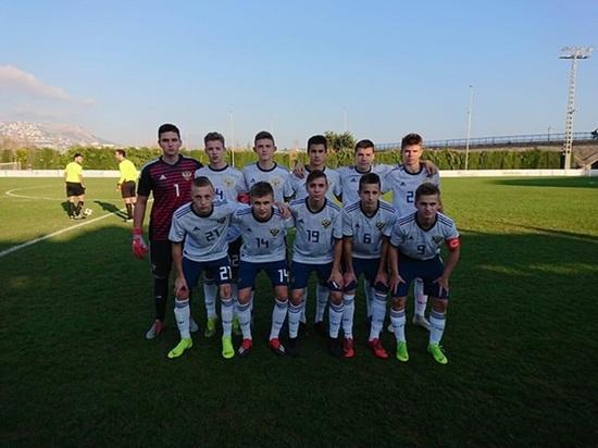 Выходец из алтайского футбола будет играть в сборной России