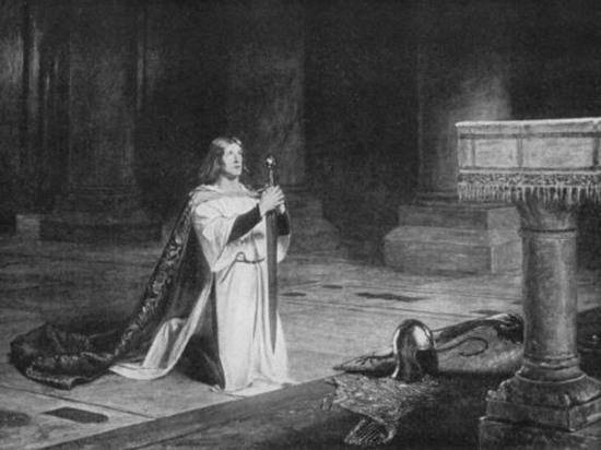 В Англии нашли новую версию легенды о короле Артуре