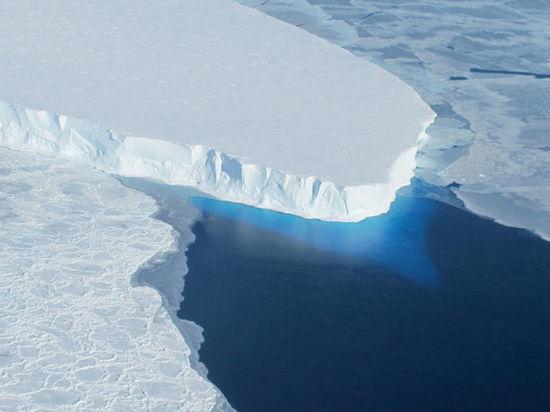 Под Антарктикой обнаружили полость размером с небольшой город