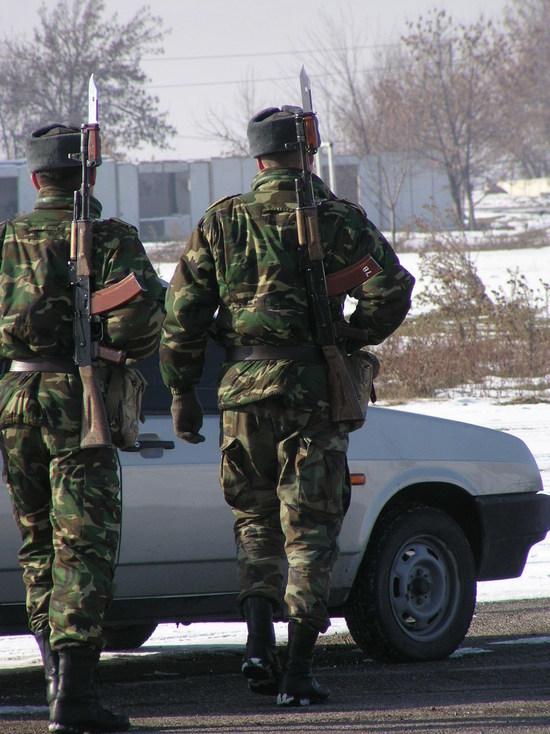 Разборки контрабандистов: затеявших перестрелку в Токмаке задержали