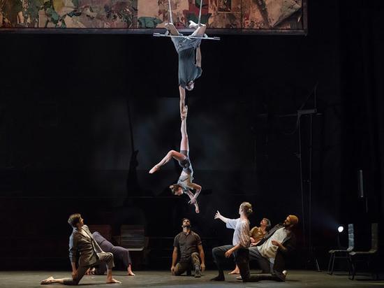 В Театре мюзикла состоялась мировая премьера «Пассажиров»