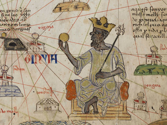 В Иллинойсе представили изображение «самого богатого человека в истории»