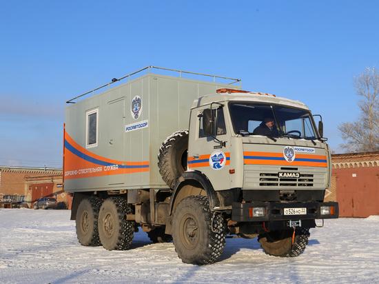 Федеральные дорожники Алтая помогут водителям, застрявшим на трассе в мороз