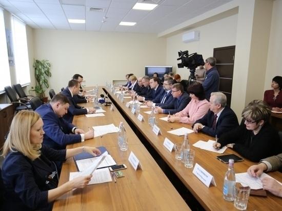 Волгоградская область развивает международные связи