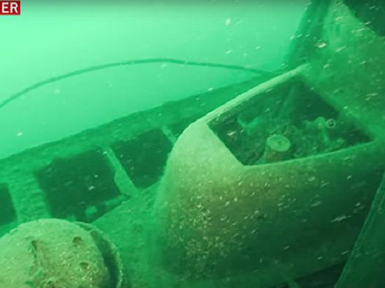 В Черном море обнаружили подлодки гитлеровской Германии