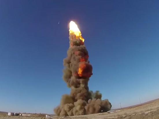 Ракета-«убийца спутников» станет ответом на американскую ПРО