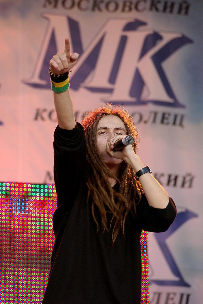 Умер Децл, один из первых рэперов России: фотогалерея артиста