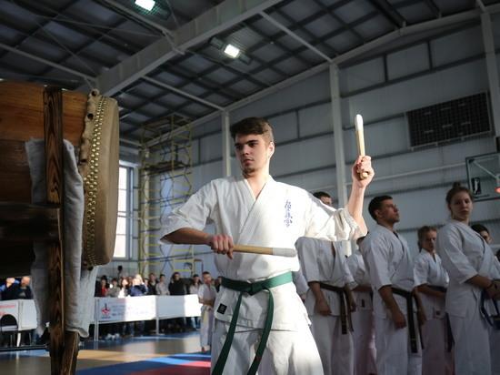 На тринадцатом «Кубке Сталинграда» по киокусинкай собрались 250 бойцов