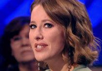«Женщина имеет право жить и спать с тем, с кем она хочет!» — заявила Ксения Собчак в эфире Первого канала