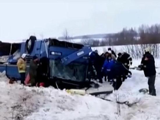 К гибели детей в ДТП под Калугой привели отвратительные дороги