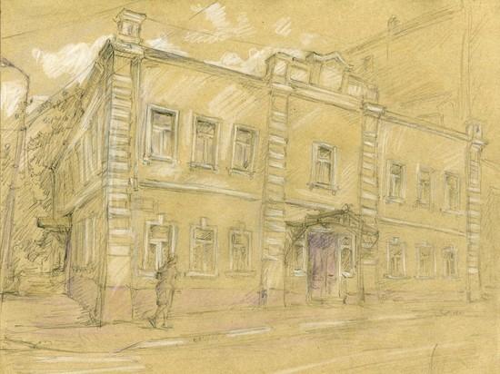 В какую библиотеку хаживал Антон Павлович Чехов