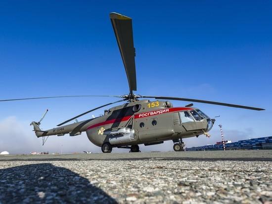 Вертолеты Росгвардии будут базироваться а аэропорту «Симферополь»