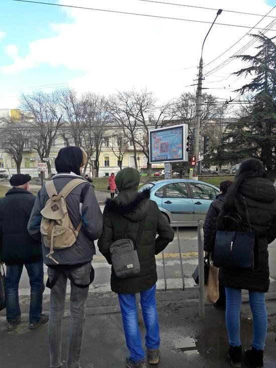 Хорошая новость: переходы на ул. Киевской и Шмидта стали безопасными