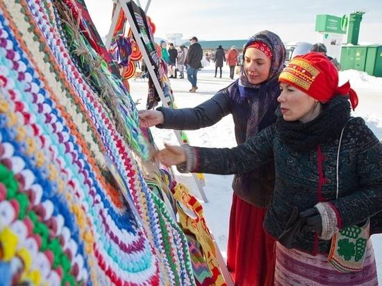 На «Сибирской масленице» пройдет конкурс по ткачеству