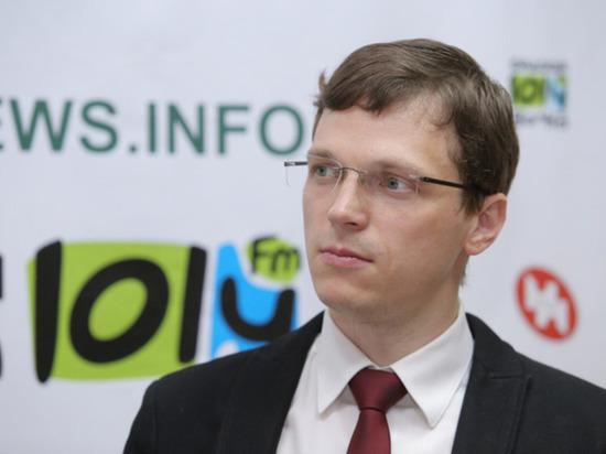 Депутат Иван Конобеев возглавил информагентство мэрии Новосибирска
