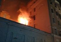Найдена седьмая жертва пожара в