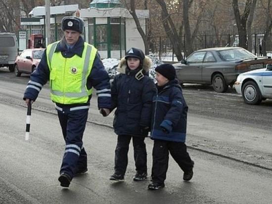 Воронежские полицейские начали усиленную борьбу за безопасность пешеходов