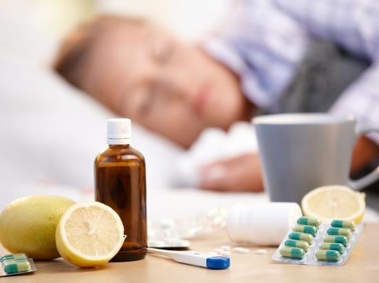 Число заболевших калужан гриппом и ОРВИ растет