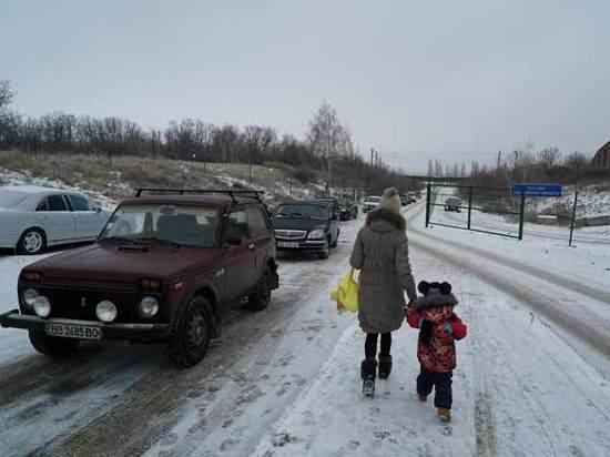 Погранслужба ФСБ обустраивает городки на границе с Украиной и ДНР