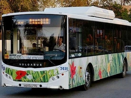 Общественный транспорт Севастополя переведут на газ